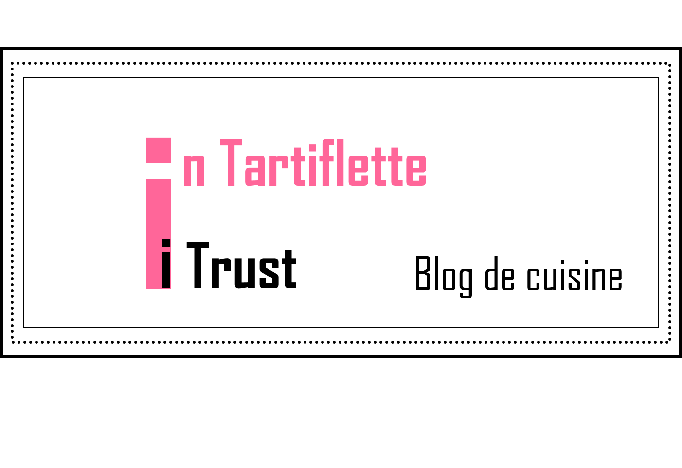 In Tartiflette I Trust